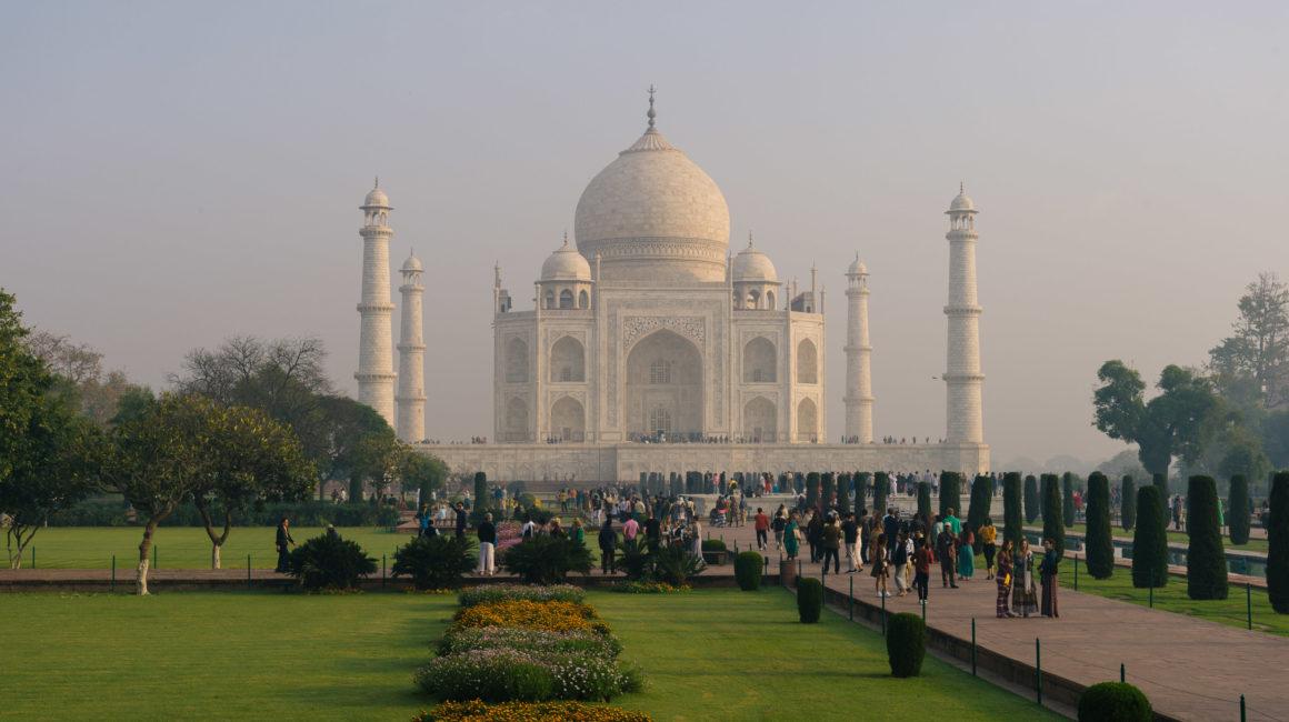 Taj Mahal, India, Travel Photography, Vin Images