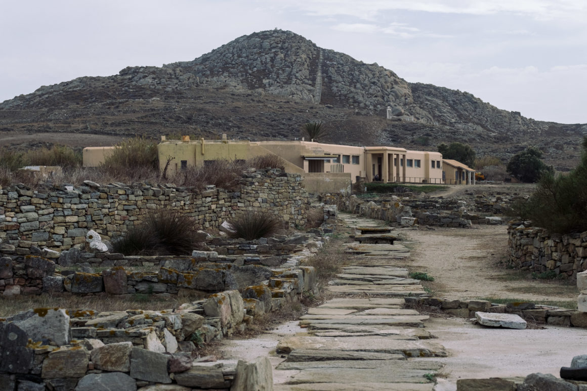 Delos, Greece, Travel Photography, Vin Images